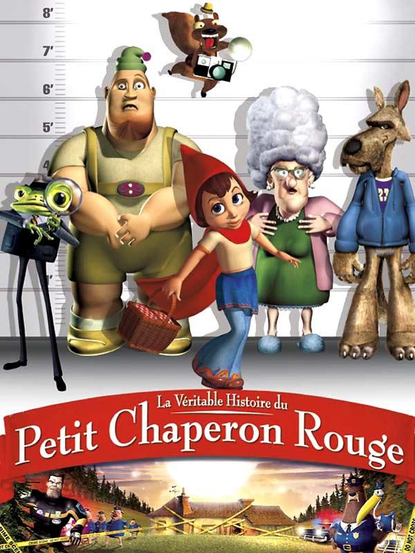 La véritable histoire du Petit Chaperon Rouge 18465599