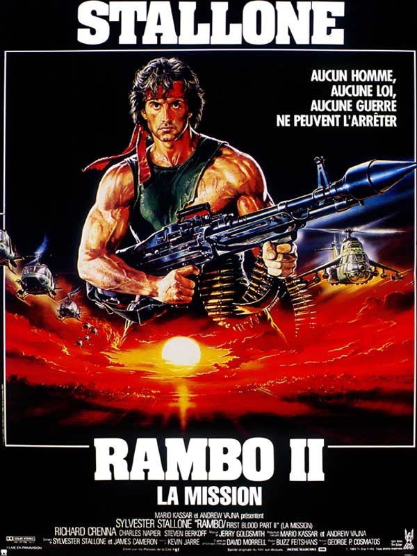 Rambo 2, la mission 18464994