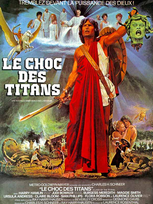 Le Choc des titans | Multi | DVDRiP