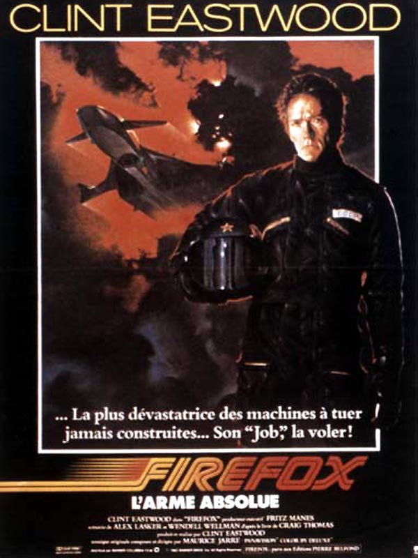 [DF] [DVDRiP] Firefox, l'arme absolue
