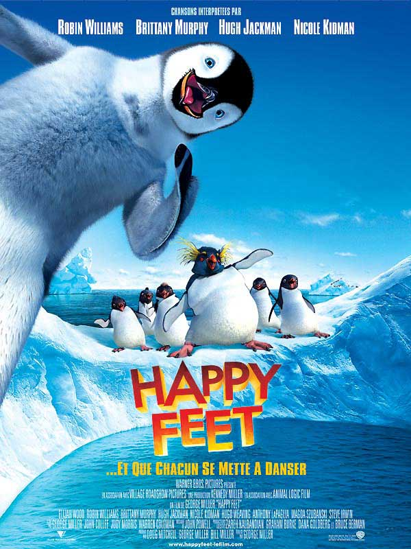 Happy feet 18684905