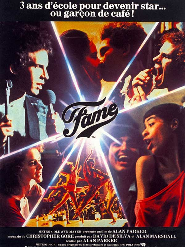 FAME (LE PREMIER 1980)
