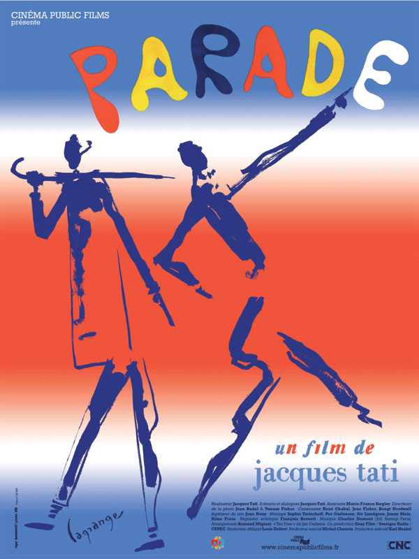 Parade en streaming