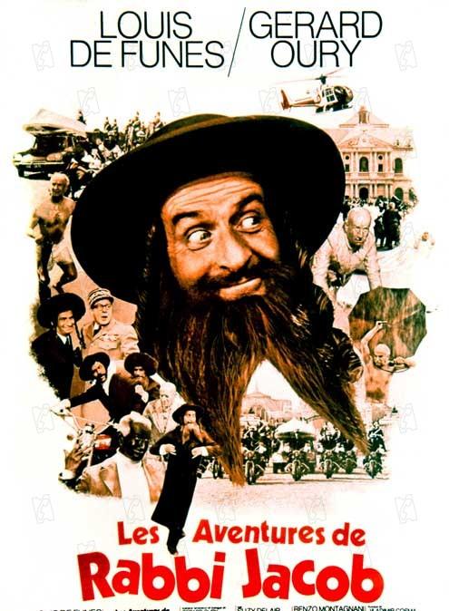 [MU] [DVDRiP] Les Aventures de Rabbi Jacob [ReUp 11/01/2012]