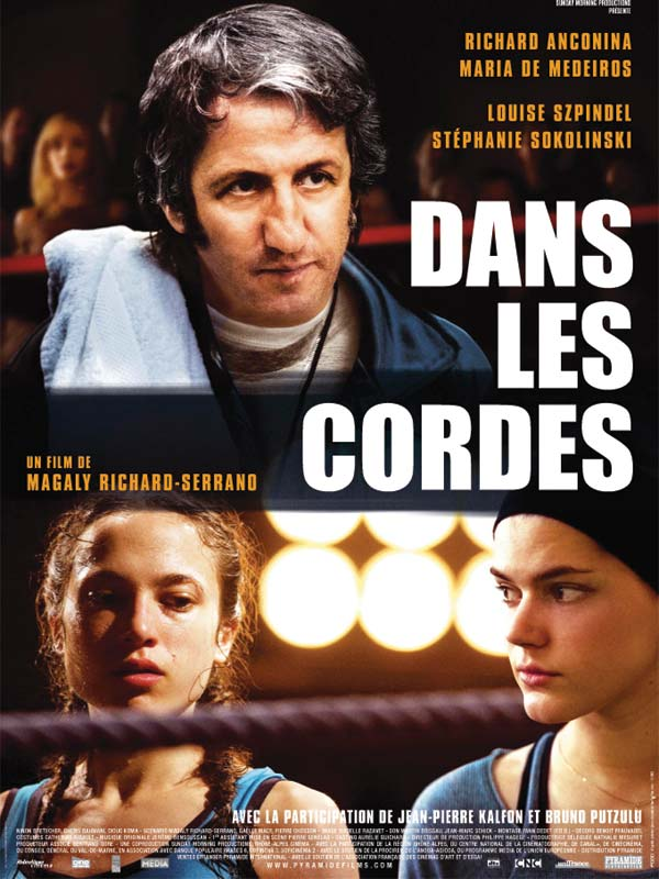 Photo Film Dans les cordes (Against the ropes)