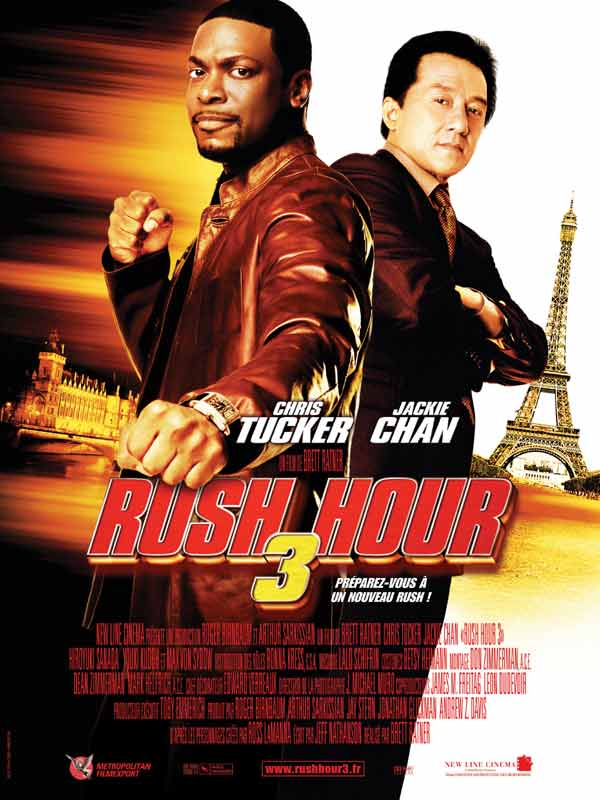 Rush Hour 3 streaming