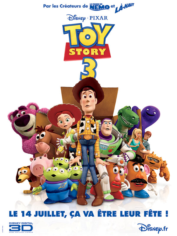 film streaming Toy Story 3