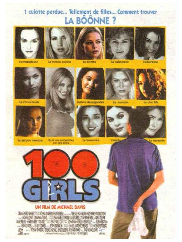 100 girls 18776349