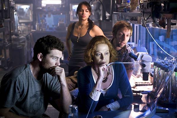 Sam Worthington, Michelle Rodriguez et Sigourney Weaver : un casting en béton
