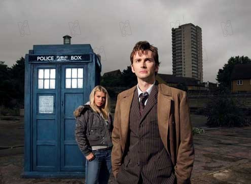 [MU] Doctor Who 2005 : Saison 1
