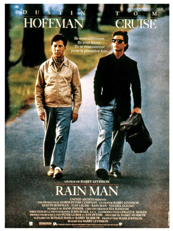 Rain Man  | DVDRiP | 2CD | TRUEFRENCH | UL | DF