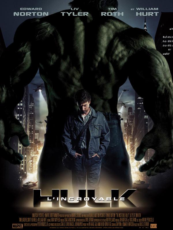 L'Incroyable Hulk | Multi | DVDRiP | ReUp 10/01/2012
