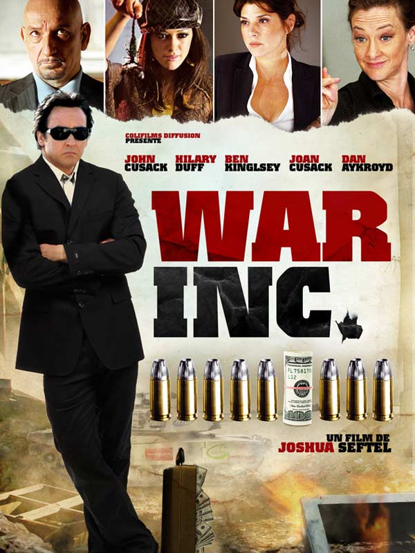 War, Inc. | Multi | DVDRiP