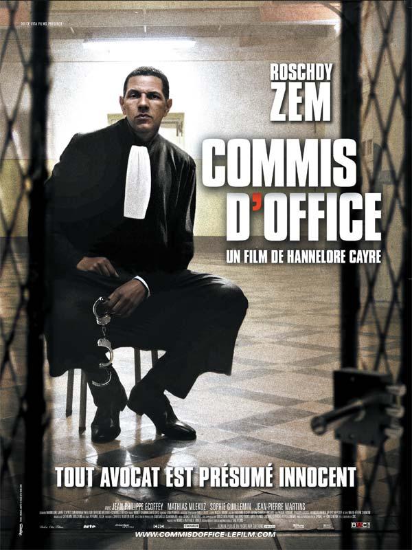 Commis d office