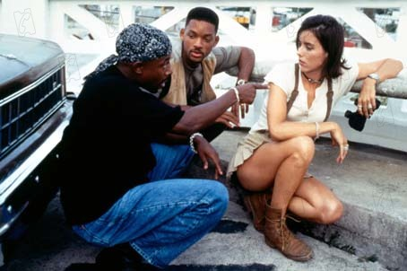 tea leoni bad boys. Will Smith et Téa Leoni