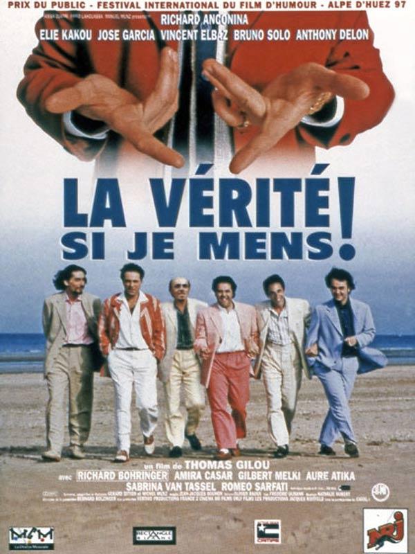 La Vérité si je mens  | DVDRiP | FRENCH | UL