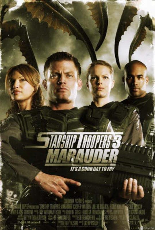 Starship troopers 3, Marauder 18919164