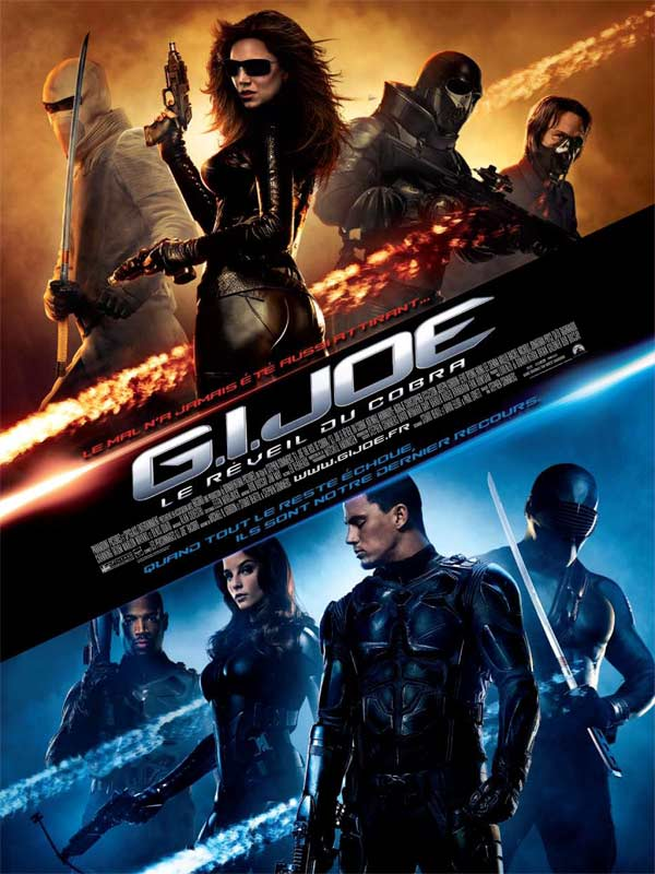 [MULTI] [DVDRiP] G.I. Joe - Le rveil du Cobra