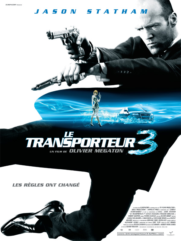 Le Transporteur III | MULTI | DVDRiP | FRENCH