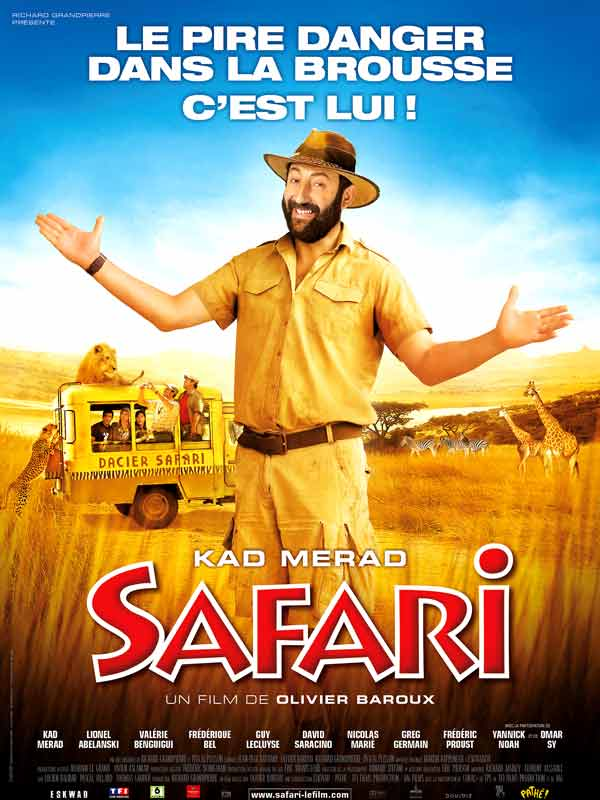 Safari | Multi | DVDRiP |