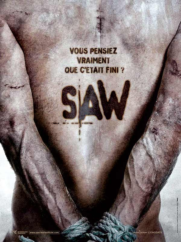 saw 5  film complet