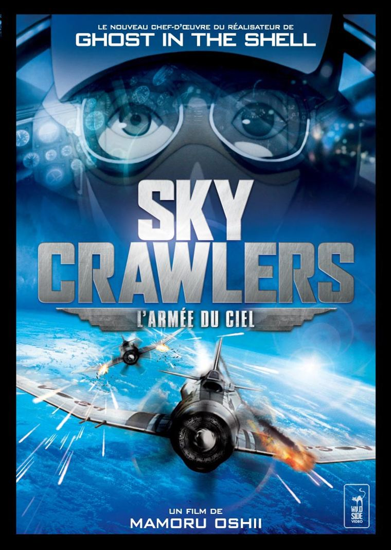 [FS] The Sky Crawlers [DVDRiP-FR]