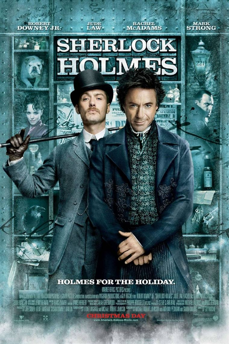 film en ligne Sherlock Holmes 
