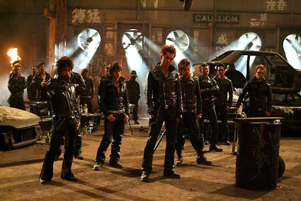 crows zero 3. Download Crows Zero 2010