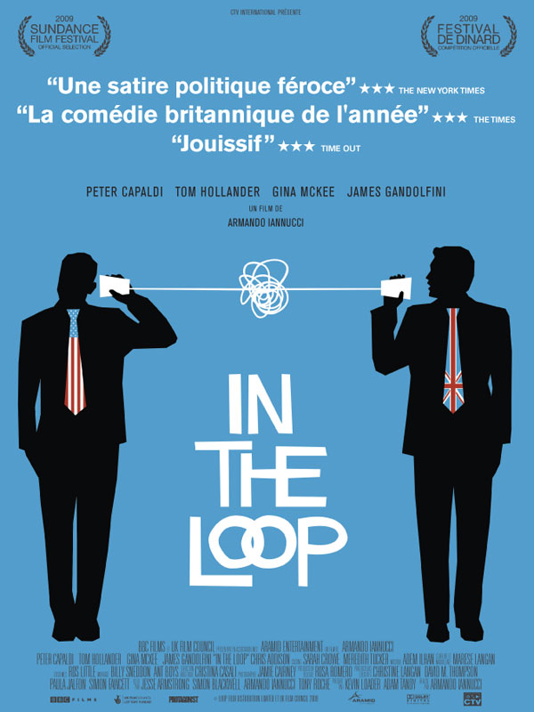 [Multi] In The Loop |FRENCH| [DVDRip]