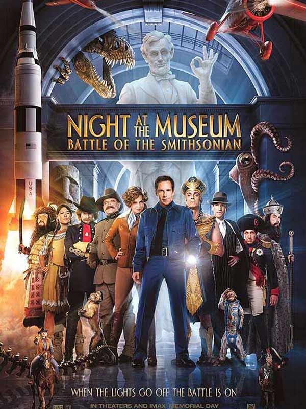 [Mu]  La nuit au musee 2  [DVDRIP]