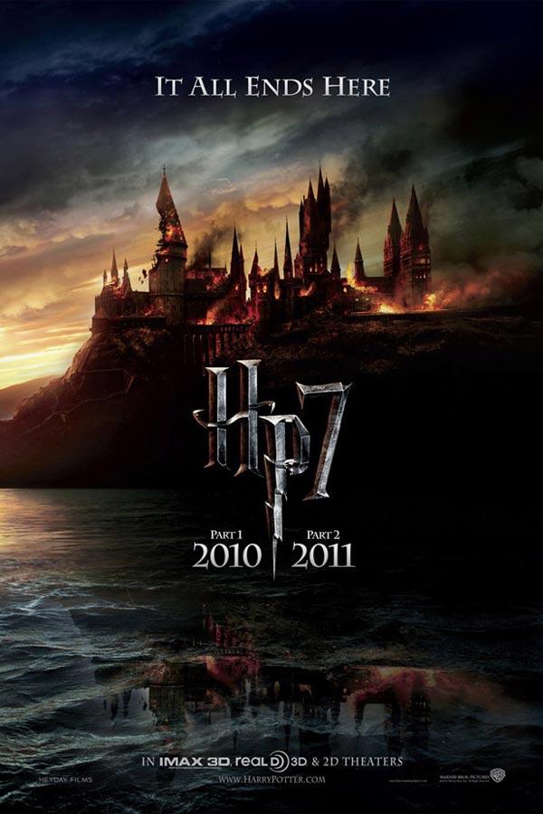 Harry Potter et les reliques de la mort - partie 1   VO CAM