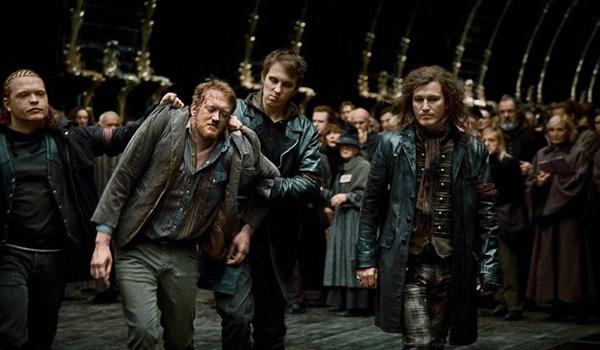 Harry Potter et les reliques de la mort - partie 1