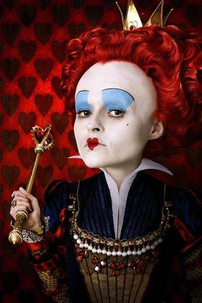 tim burton queen