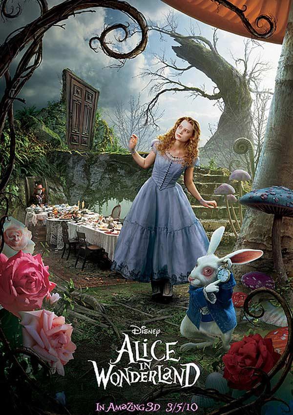 Alice au Pays des Merveilles [De Tim Burton] 19200924