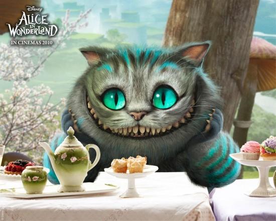 Alice in Wonderland 3D by Tim Burton 1ère photo de Johnny Depp 19217109