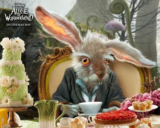 Alice in Wonderland 3D by Tim Burton 1ère photo de Johnny Depp 19217111