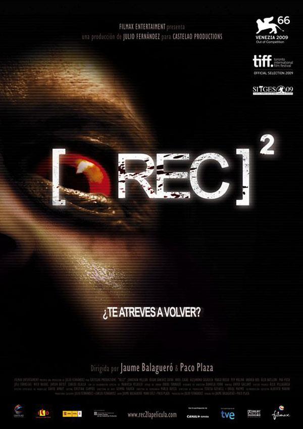 film REC² en streaming