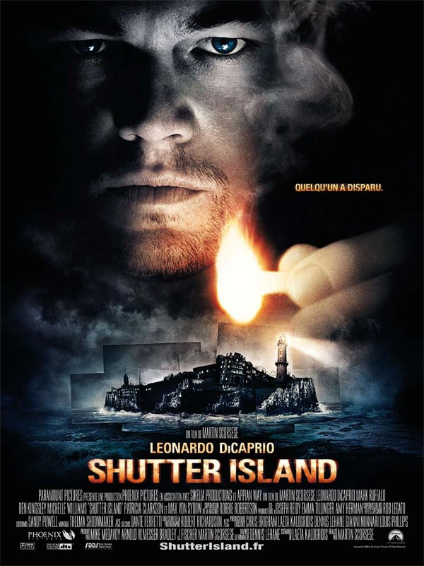 【Shutter Island 】 You have to obey the protocol in Shutter Island