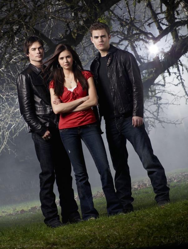 Vampires Diaries Saison 1 et 2 VF, Vostfr