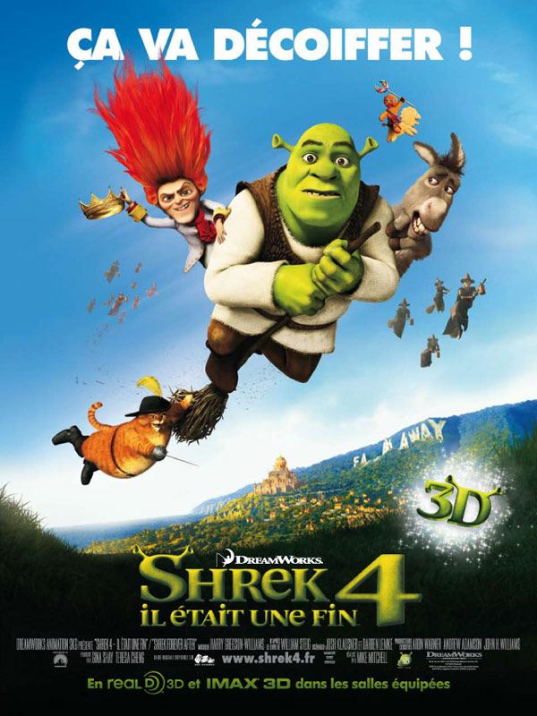[MULTI] Shrek 4, il ?tait une fin [BDRip]