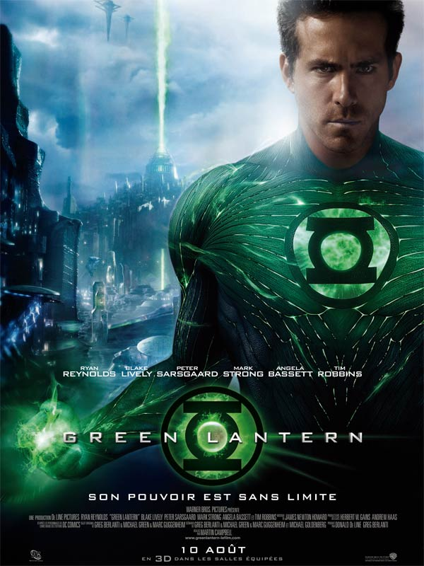 Green Lantern | Multi | DVDRiP | 2011  | TRUEFRENCH