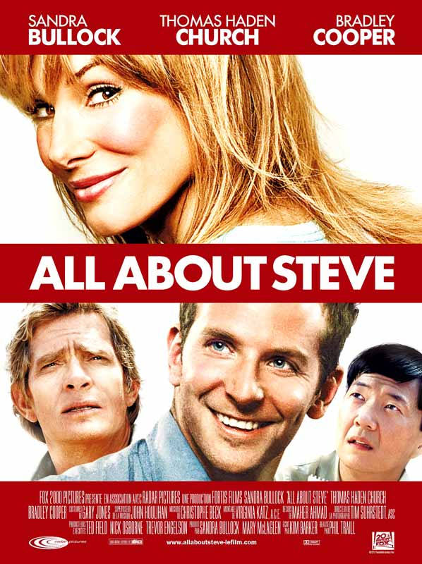 All About Steve  [DVDRiP - FR] [FS]