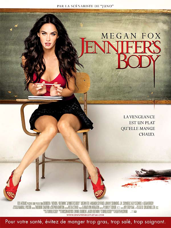 [MULTI] Jennifer's Body [TRUEFRENCH] [DVDRiP] [REUP]