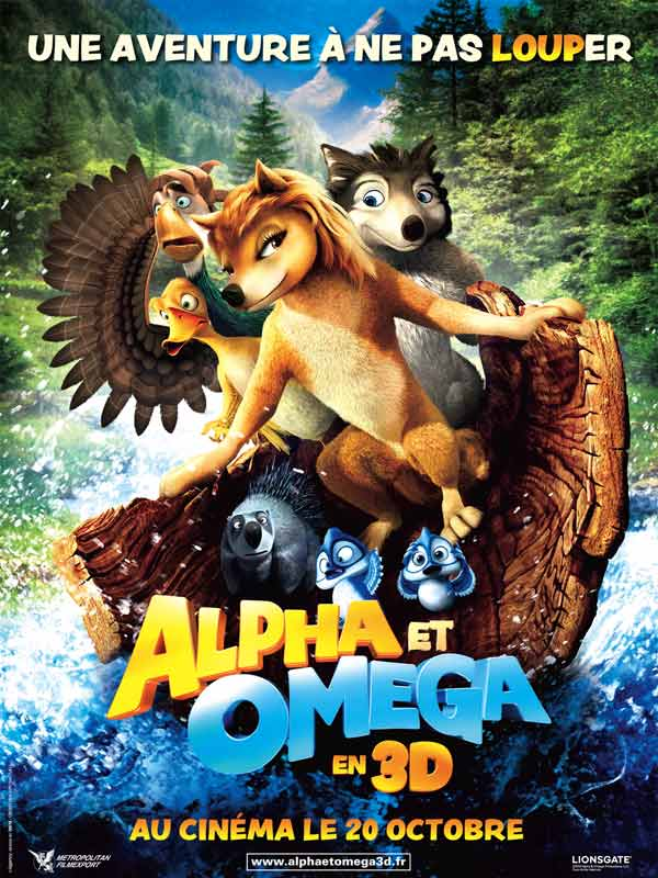 [MULTI] Alpha & Omega - 3D [BRRiP]
