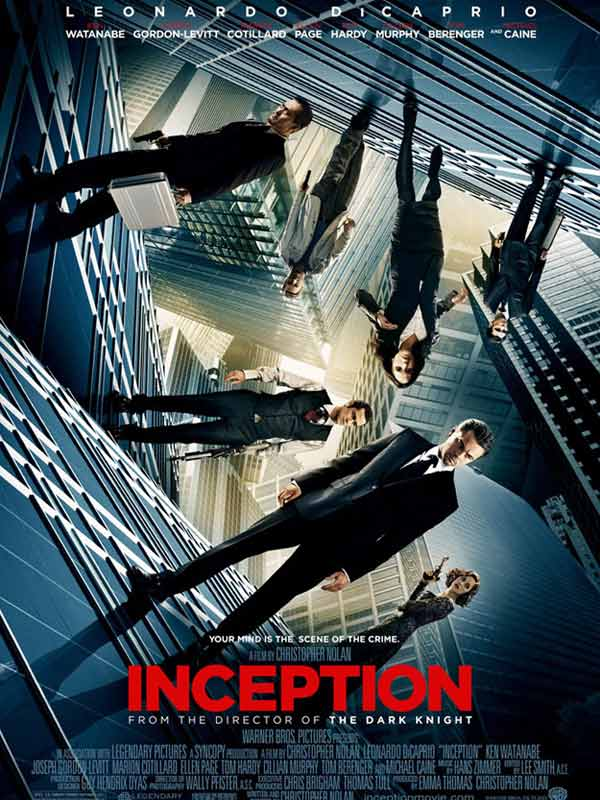 Inception film streaming