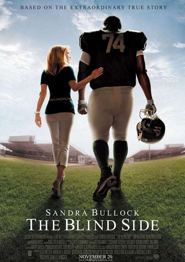 The Blind Side | Depositfiles | DVDRiP
