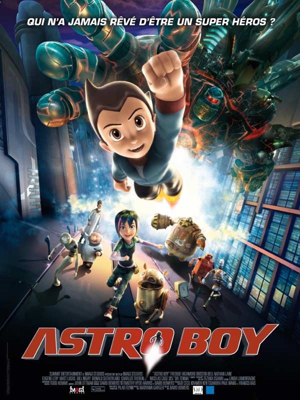 Astro Boy film streaming