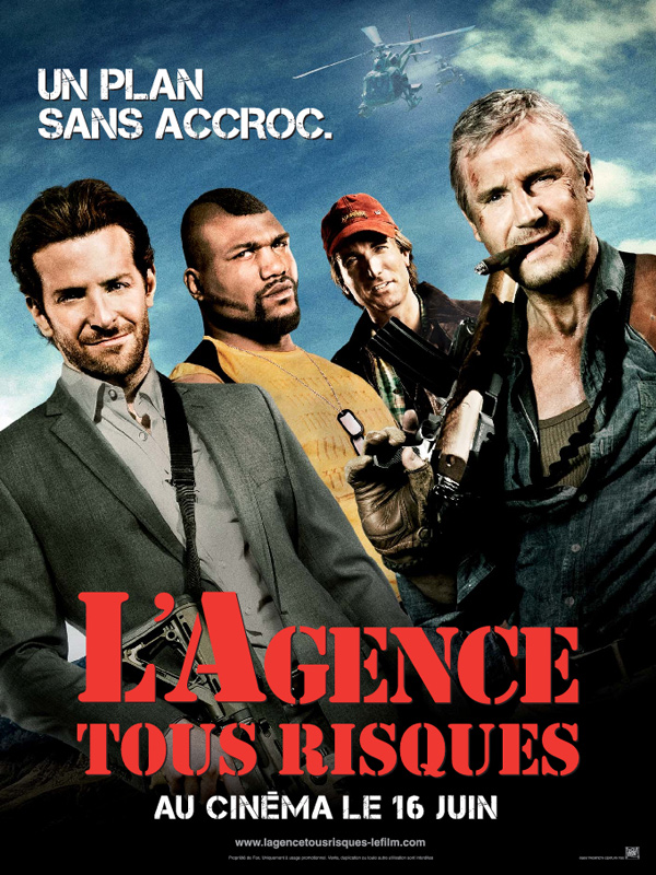 L'Agence tous risques