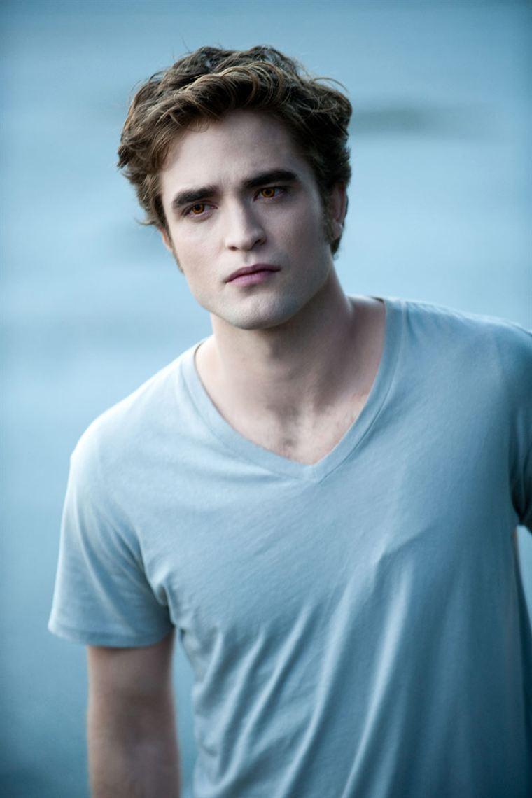 Robert Pattinson dans Twilight 3 : Hésitation