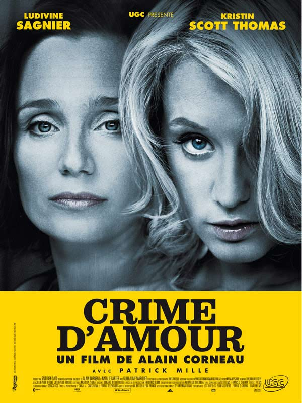 Crime d'amour | Multi | DVDRiP